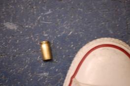 bullet shell