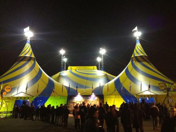 Cirque du Soleil - Totem! Such an amazing show!!!