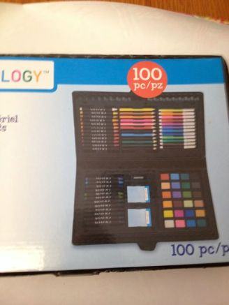 Biggest deal ever - 100 pieces set for $ 1.99 !!!