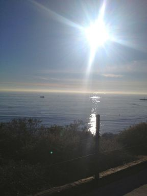 I simply love the ocean!