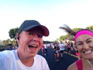 weird running pic :)