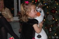 ...or did Olaf take his place?