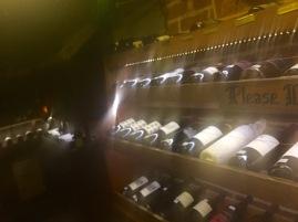 Der Weinkeller...