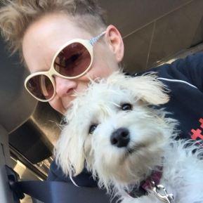 Selfie mit Emma :)