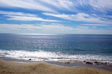 Himmel und Meer haben einfach ein unglaubliches Blau
