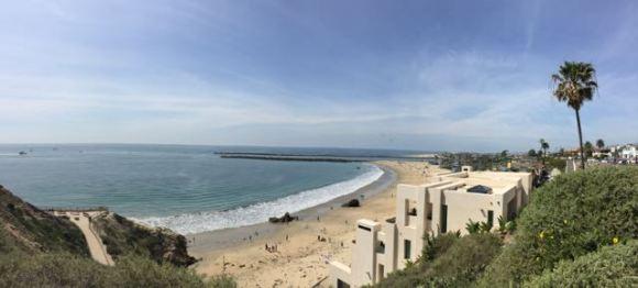 das Meer geniessen