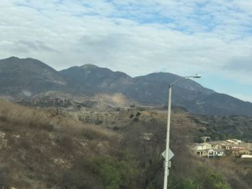 I just love the landscape in SoCal