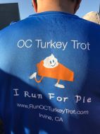 Start zum Turkey Trot