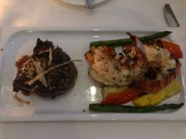 Filet Mignon & Lobster Tail