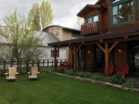 Alpine House, Bed & Breakfast in Jackson Hole