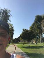Sunday morning run