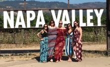 Good by Napa, until next time!