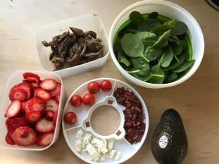 Lecker Salat!