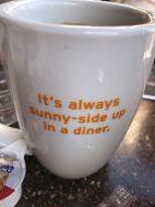 Denny's coffee mug